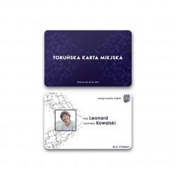 Karty plastikowe personalizowane